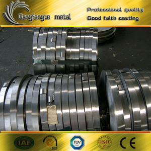 2B/BA mirror finished 304 stainless steel strip with .0.01-2.5mm thickness
