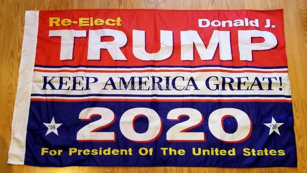 3x5 Donald Trump Make America Great Again! Red Flag 3'x5'