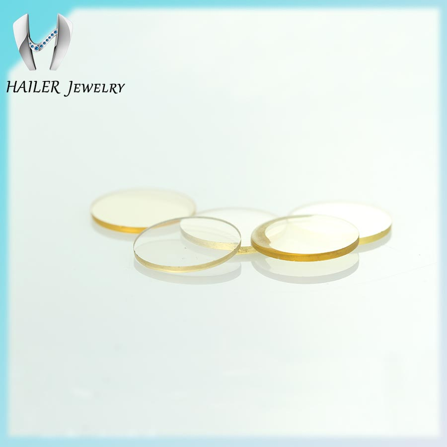 Promotion of high-quality yellow quartz slices