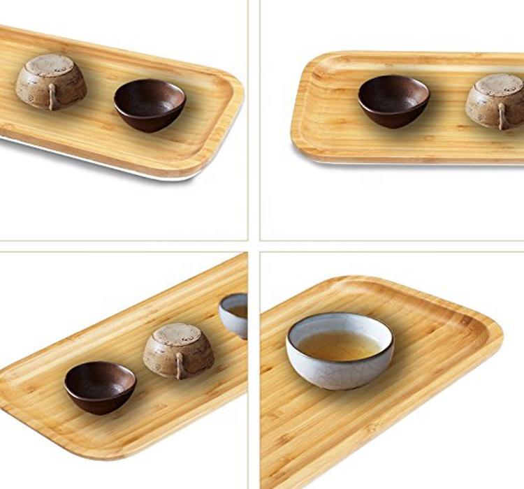 commercial eco rectangular food serving tray MSL Details 3
