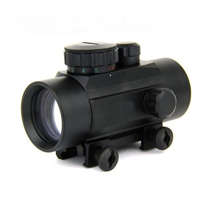 GSP0050--1X30 Red Dot Rifle Sight Scope For 20mm Weaver Rail