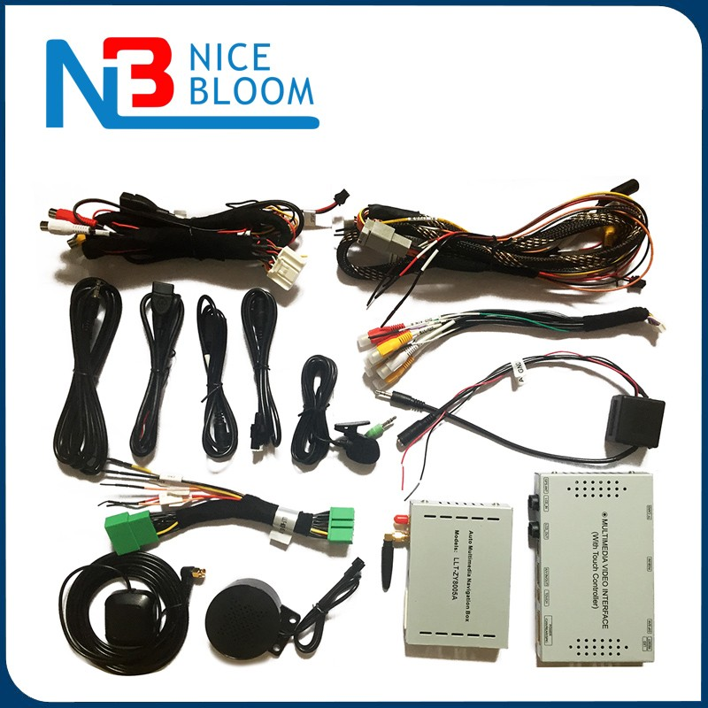 Android GPS car video integration with HDMI media for 2015 Mazda 3
