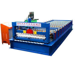 used metal roof panel roll forming machine india