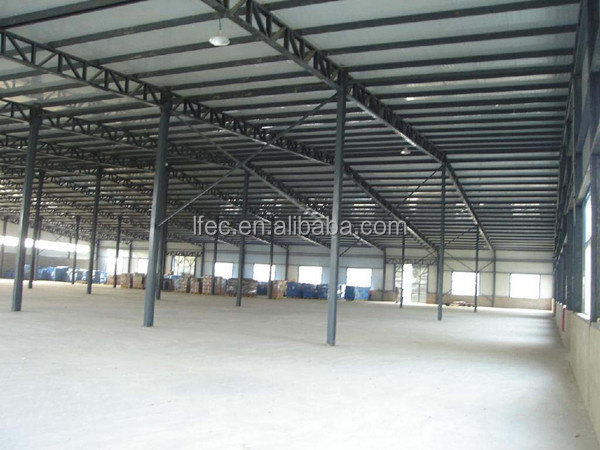prefab prefabricated steel structure two story building warehouse