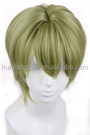 Free Shipping New Style Color Series Top Quality Synthetic Hair Wig Caps For Cosplay
