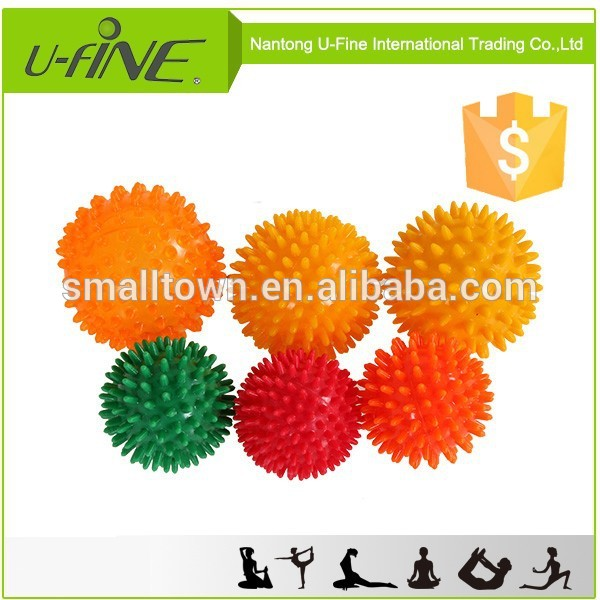 best selling eco-friendly pvc yoga ball for wholesale