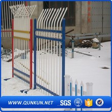 Alibaba.Com Steel Palisade Pale Manufacturer W Section & D Profile Security Fencing For Sale