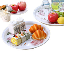 Wholesale Plastic Melamine Serving Tray