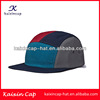 OEM 5 panel cap/Custom stitching 5 panel camper hat/Wholesale camping cap