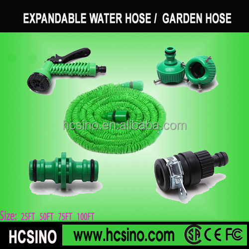 Full set snake hose all kinds of fauct connector snake garden hose