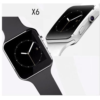 2019 New Products Bluetooth Smart Watch V8 X6 Smartwatch Sport Watch  Android Phone With Camera Fm - Buy Bluetooth Smart Watch,X6  Smartwatch,Sport