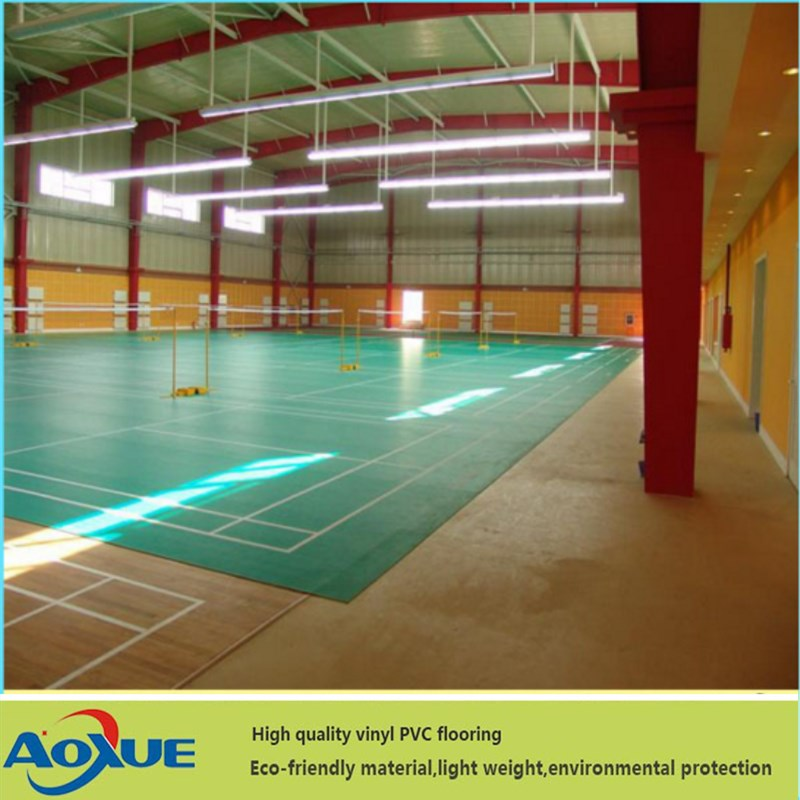 Synthetic Flooring Materials Synthetic Badminton Court Flooring Synthetic Badminton Court