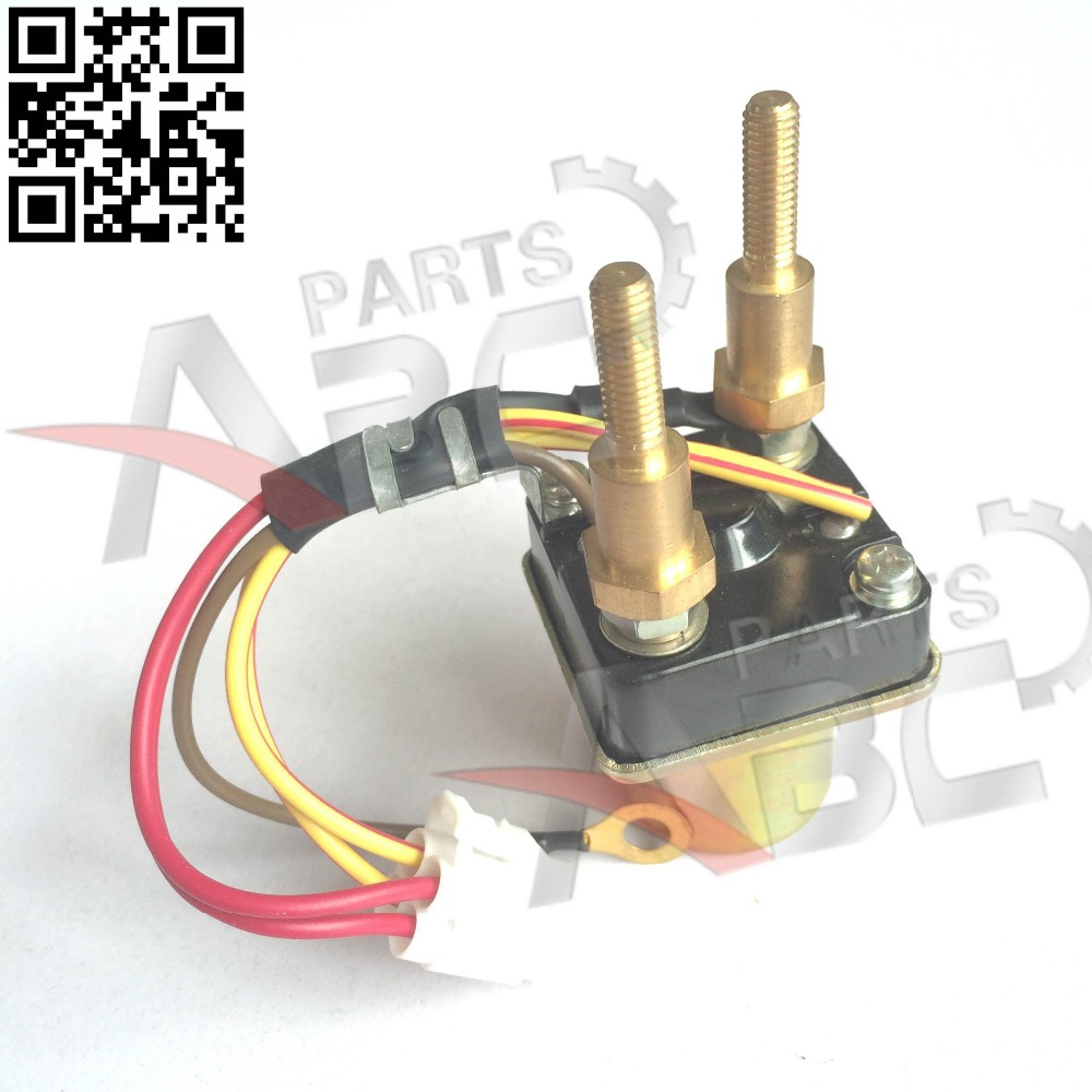 STARTER RELAY SWITCH FOR KAWASAKI JH1200 JETSKI ULTRA 150 1999 2000 2001 2002