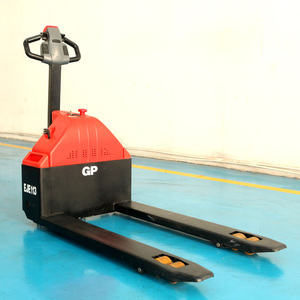 1 ton 1.6 m Powered Pallet Truck/ mini electric pallet truck