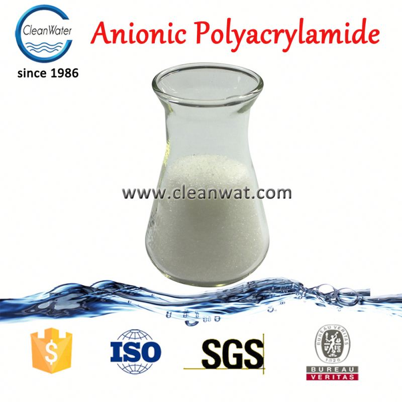 Msds Polyacrylamide Seller coagulant aid Yixing cleanwater Chemicals company