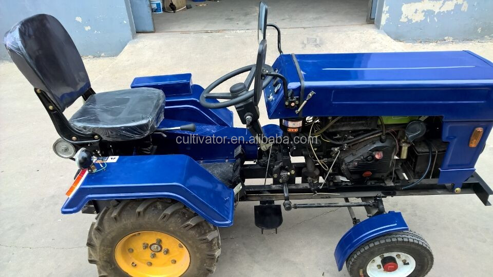 12hp Mini Tractor Pakistan Matched Walking Tractor Implement