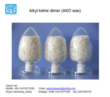 Polydadmac 40%, alkaline sizing agent AKD wax 1840 for paper chemicals