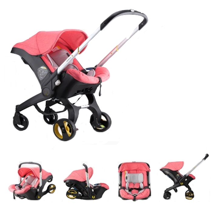 4-in-1 baby car seat stroller travel good fashion adult baby stroller luxury Multifunction new fashion belecco baby car seat