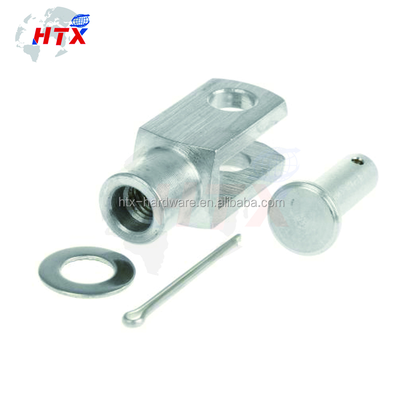 Small size custom machining clevis yoke manufacturers for sell for mountain bikes