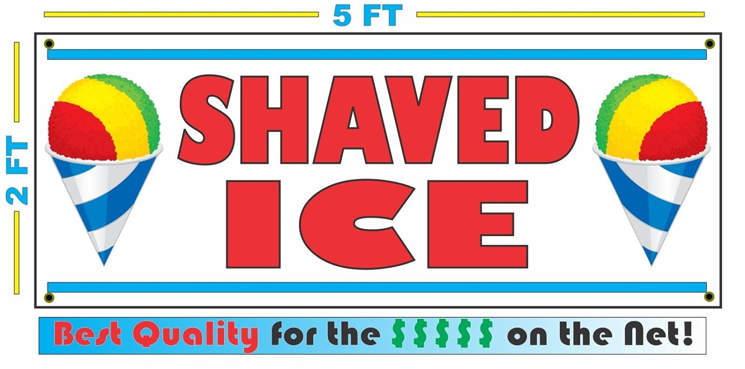 bed-shaved-ice-sign