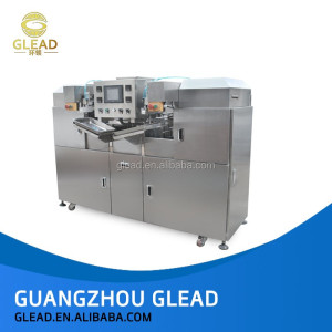 Factory price of bread 35 liters volume funnel egg roll packing machine