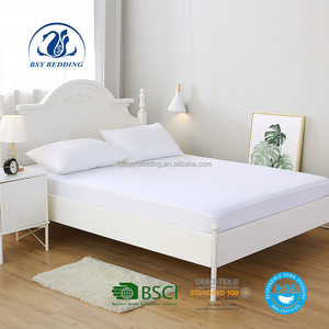 All cotton jersey waterproof baby urine mattress protector