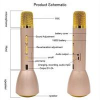 Sale Promotion Professional K088 Wireless Bluetooth Recording ...