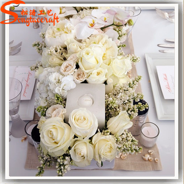 Wedding Flower Stand Centerpieces Plant Names