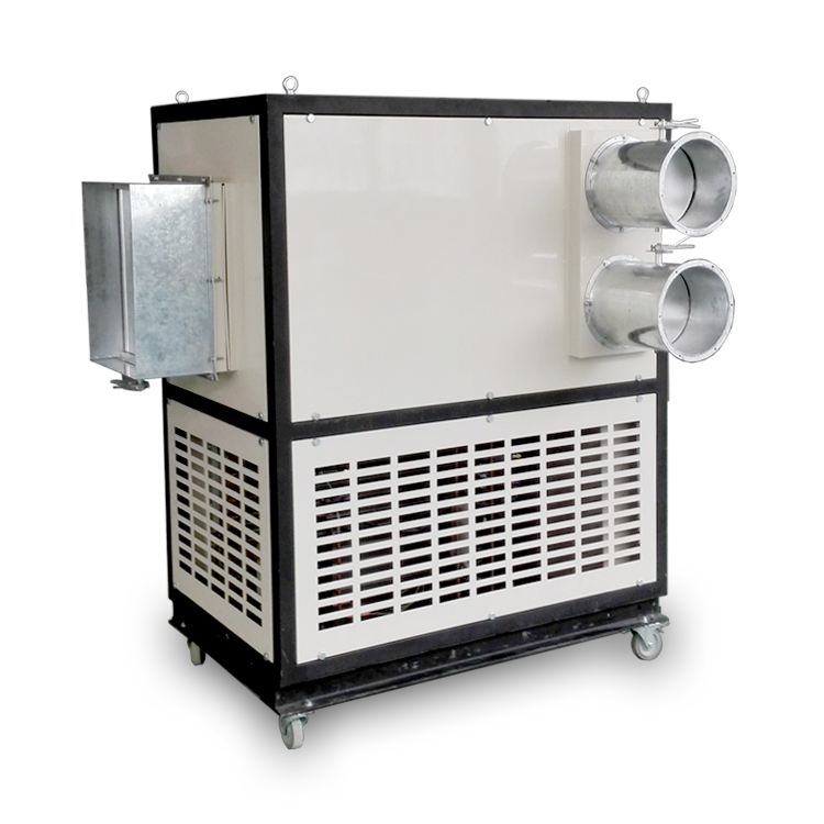 Mesin Penghilang Lembab Laboratorium Udara Hutan, 16Kg/Jam