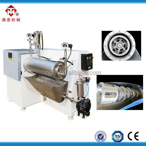 Ink, Pigment, Paint, Dye Grinding Mill
