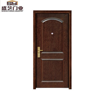 2018 New product Turkish style Entrance Armored security door designs