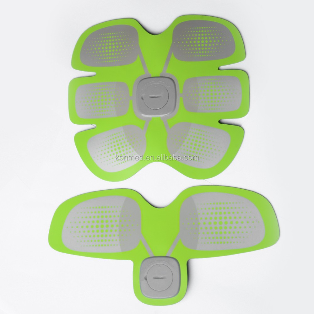 Make your prolapsed muscle back to the compact and natural state wireless electric massage to train abdominal muscles fit pad