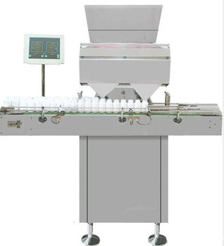 Automatic Electric Capsule Filling Machine