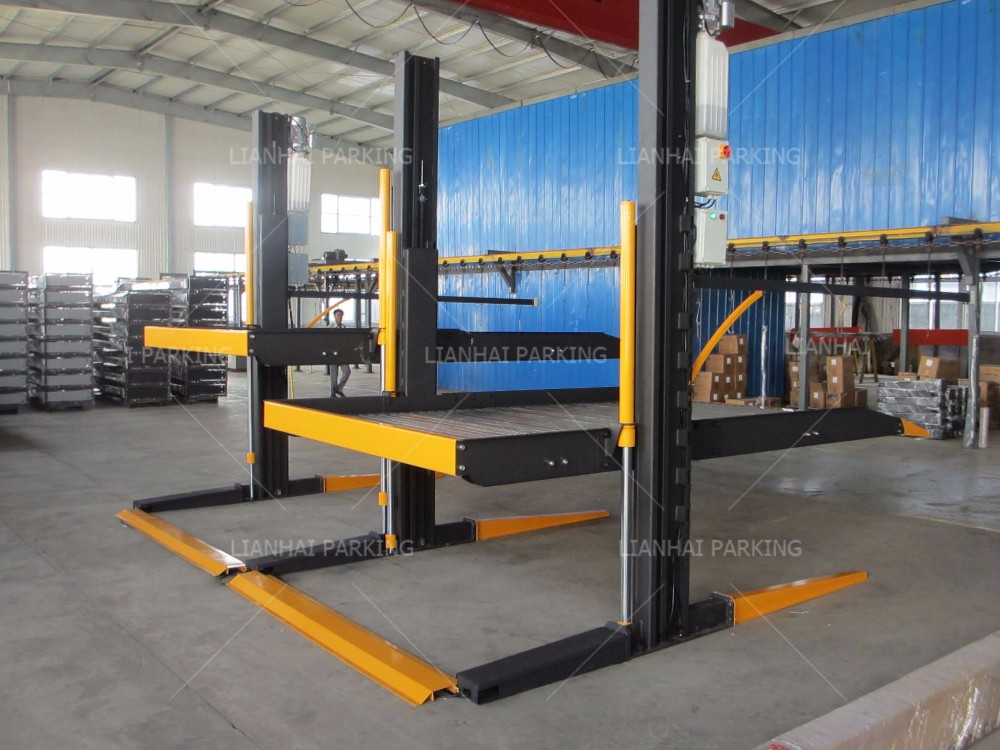 Cheap auto car parking lift platform made in China