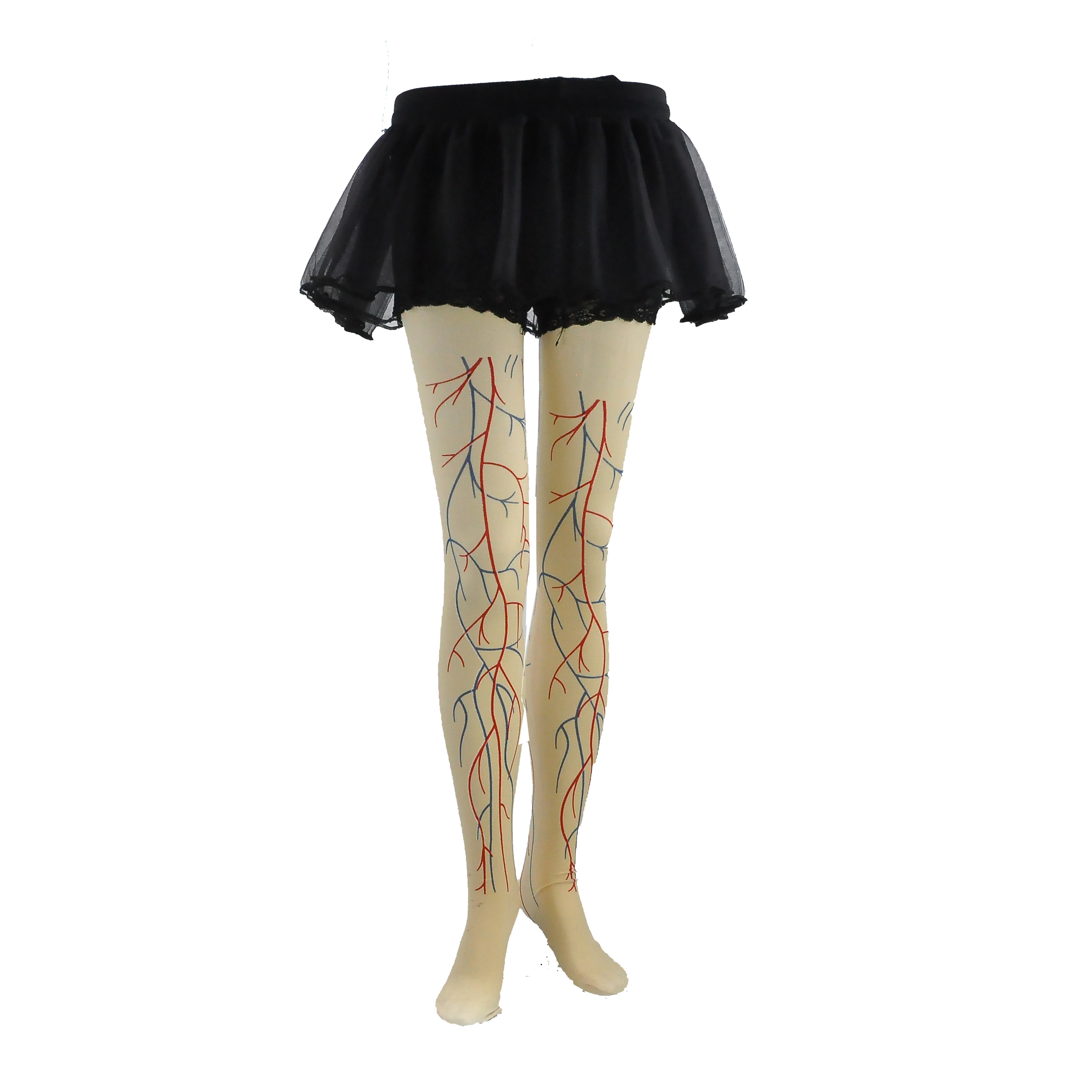 High Quality Spandex Compression Leg Slimmer Seamless Pantyhose Tights