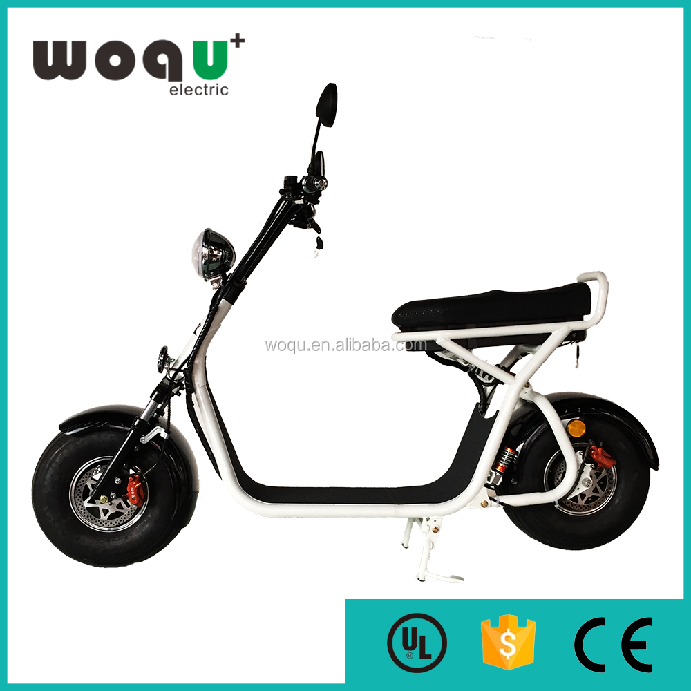 Chinese supplier woqu scooter motorcycle harley electric scooter 800w