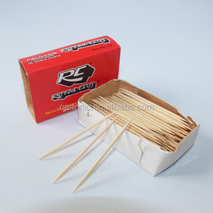 Wholesale Bamboo Toothpick Diameter 2.0mm