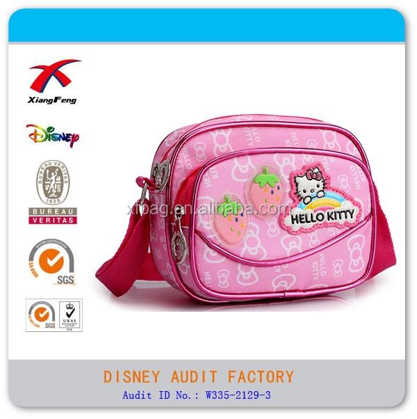 Leisure Kids Sling Bag,Cute Children Shoulder Bag,Hello Kitty Bags ...