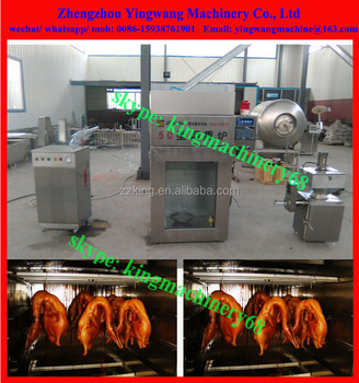 Ikan Merokok Oven Tungku Merokok Daging Daging Mesin Sosis Kue Buy