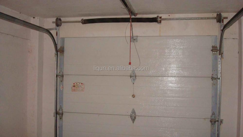 2015 barato puertas de garaje autom tica sliding garage - Puerta de garaje automatica ...
