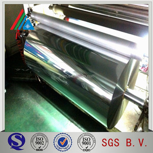 reflective polyester film/heat transfer polyester film/mylar polyester film