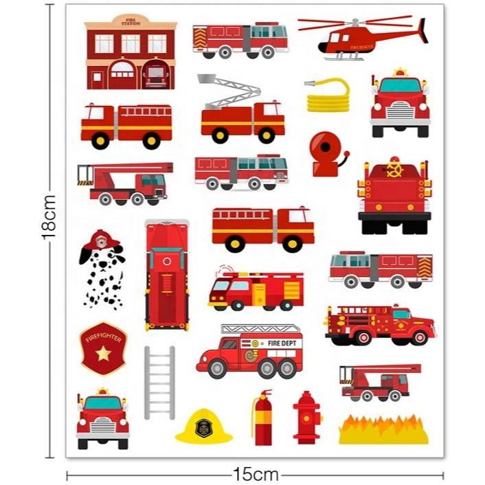 Grossiste Dessin Anime Camion De Pompier Acheter Les Meilleurs
