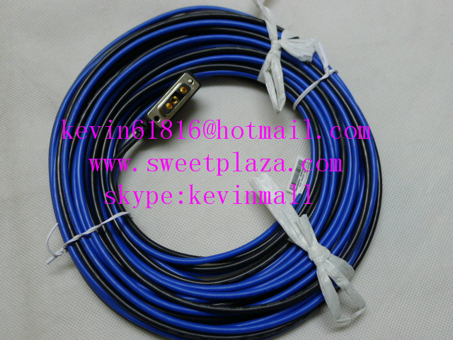 10 Meter Blue Black Dc Power Cable Apply For Zte 9806h