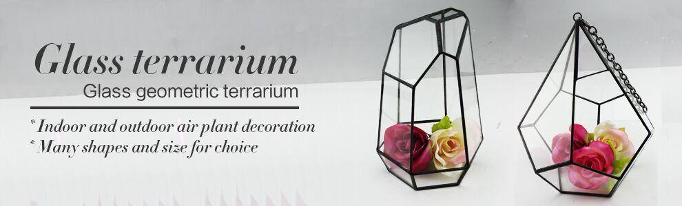 Glass Terrarium Wholesale Home Decor HandicraftHandmade