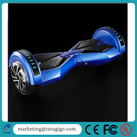 High quality big wheel 1 year warranty electric 8 inch smart hoverboard lamborghini design