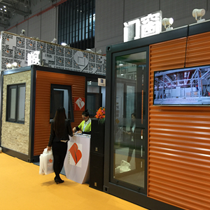 China Best Supplier 20 feet Shipping Container House with Australia Standard