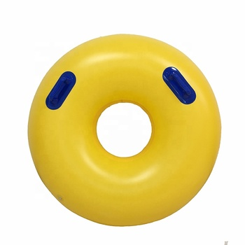 Heavy Eco-friendly PVC inflatable swimming pool Waterpark slide Tube Ring for inflatables in wave pool lazy river