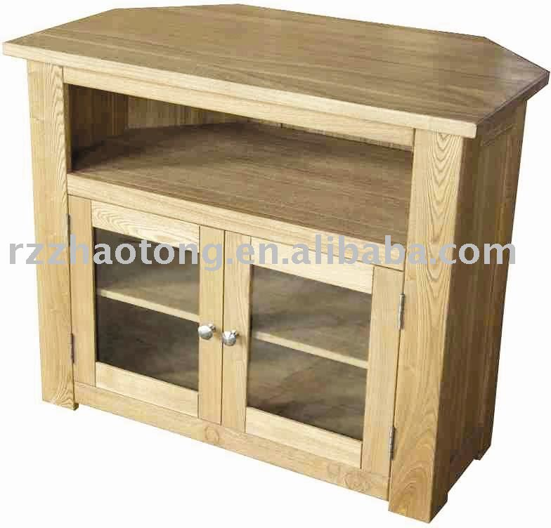 ch ne coin meuble tv meubles en bois table en bois id de. Black Bedroom Furniture Sets. Home Design Ideas