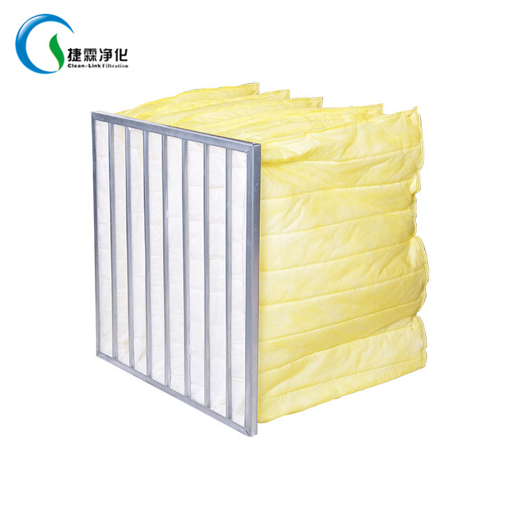 Tipos de filtros de aire industriales