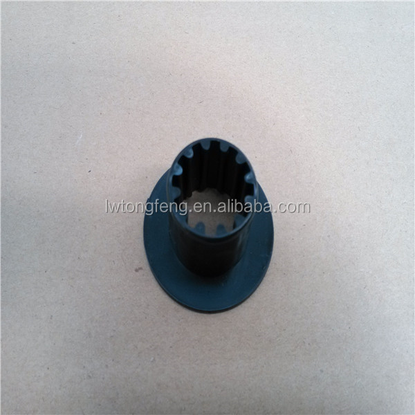 new plastic guide bushings for weight stack plate
